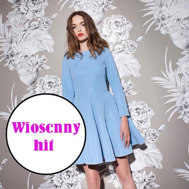 Modne pastele: 35 pi�knych sukienek na wiosn�