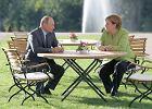 Najpierw taniec, potem wizyta u Merkel. Są kolejne zdjęcia z wizyty Władimira Putina w Europie