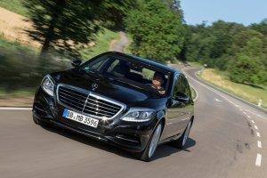 Mercedes S 500 Plug-In Hybrid w polskiej ofercie