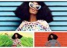 """""""Mia�am z�y gust!"""" - Solange Knowles w Harper's Bazaar. Wyjdzie z cienia Beyoncé?"""