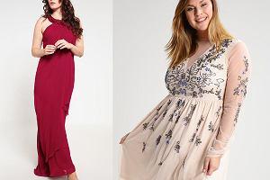 Sukienka na wesele dla puszystych - trzy gotowe stylizacje [Moda plus size]