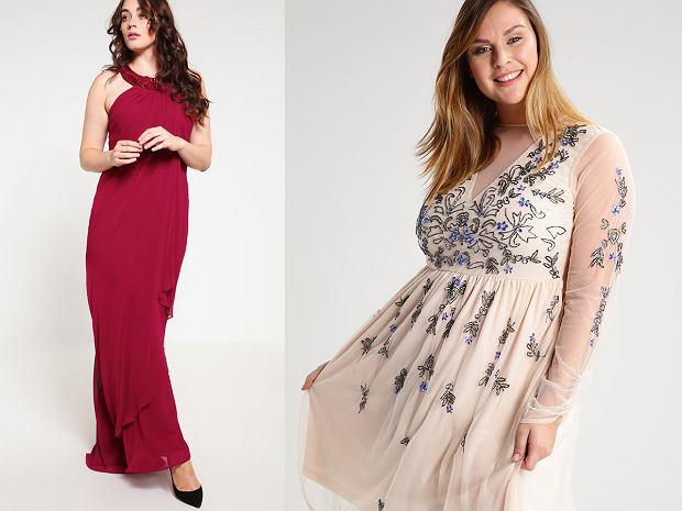 Sukienka Na Wesele Dla Puszystych Trzy Gotowe Stylizacje Moda