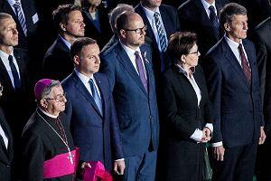 Duda na Westerplatte nie podał ręki Kopacz. Premier: Okazje do rozmowy są w Warszawie [WIDEO]