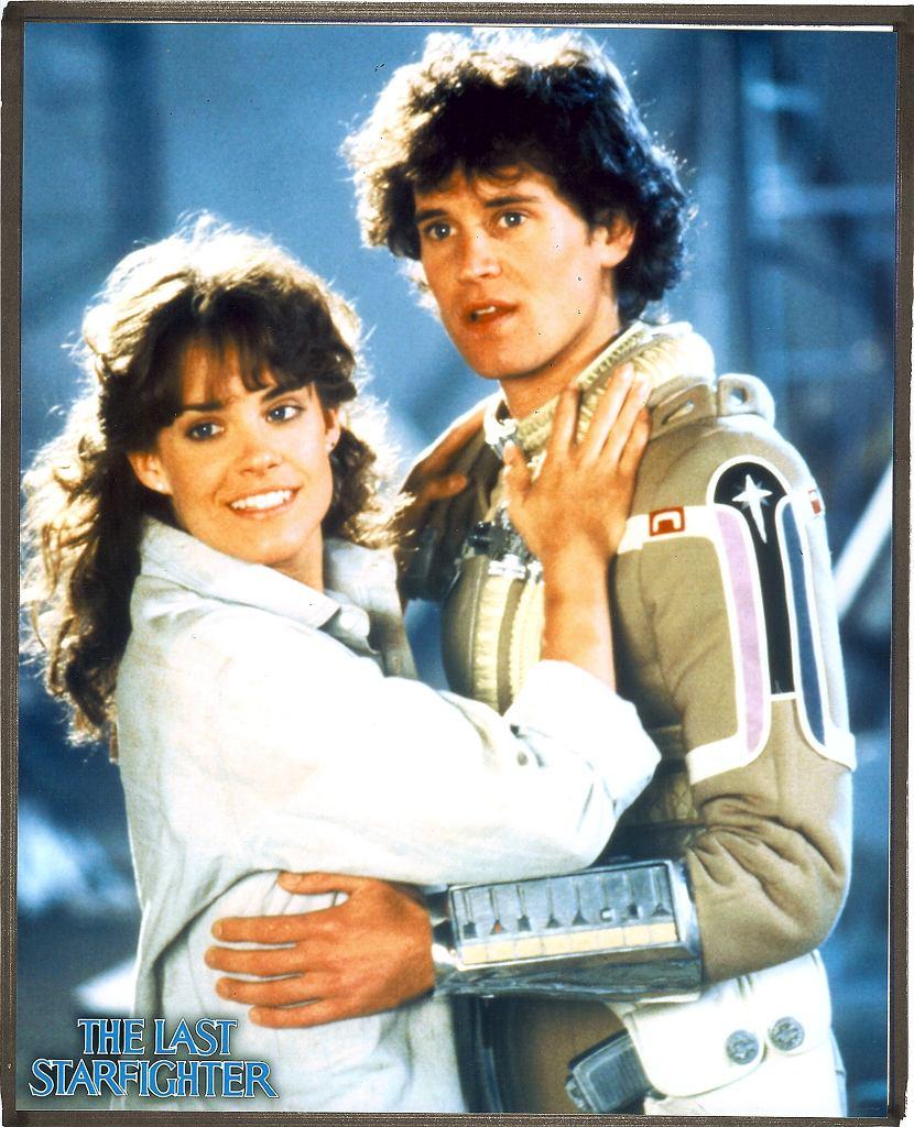 Catherine Mary Stewart w filmie 'Ostatni gwiezdny wojownik', 1984 / mat. promocyjne, fot. dzięki uprzejmości Catherine Mary Stewart, catherinemarystewart.com