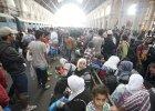 Straż Graniczna w pogotowiu w związku z możliwością napływu do Polski dużej liczby uchodźców z Syrii