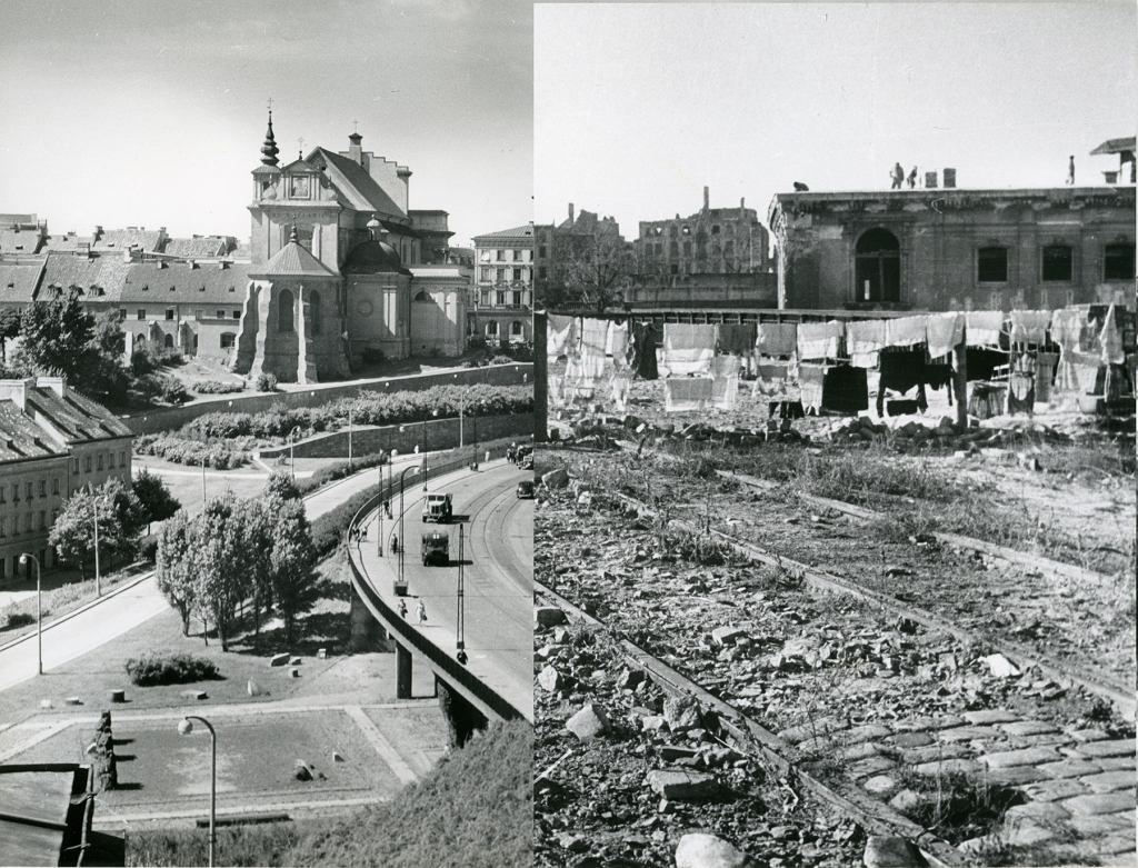 Zdjęcia Leonarda Jabrzemskiego z lat 1945-1960