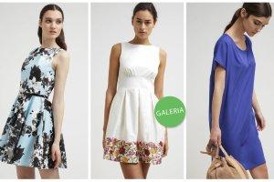 Przegląd wiosennych sukienek