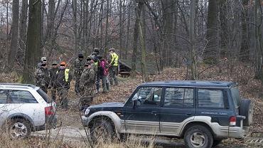 W połowie stycznia, w lasach w okolicach Strzelina aktywiści spotkali się z myśliwymi z Koła Łowieckiego Rogacz z Wiązowa. Kilka dni temu opublikowali film z tego spaceru.