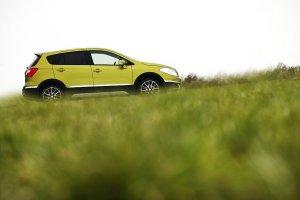 Suzuki SX4 S-Cross 1.6 DDiS 4WD Elegance | Test d�ugodystansowy cz. II | Oszcz�dnie i daleko