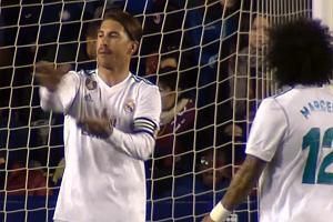 """Primera Division. Sergio Ramos nie wytrzymał. """"To jakiś burdel"""""""