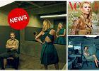 """Claire Danes w sesji zdj�ciowej autorstwa Annie Leibovitz w stylu serialu """"Homeland"""" dla """"Vogue"""" - nie tylko dla fan�w serialu!"""