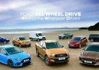 Europejski Ford | Cała rodzina z napędem 4x4