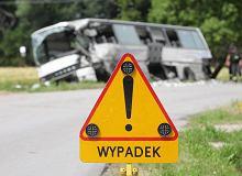 Piotrków Trybunalski. Tragiczny wypadek samochodowy w Srocku. Nie żyją dwie kobiety