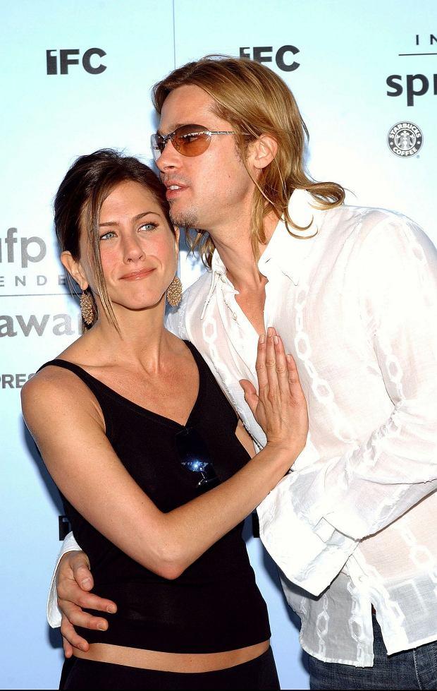 Zdjęcie numer 4 w galerii - Brad Pitt już nie jest sam? Jego wybranka to piękna pani profesor!