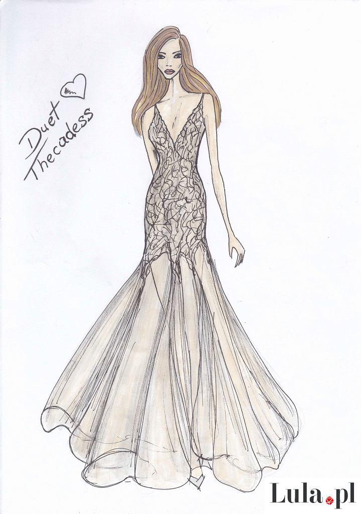 94c4947a81 Wybieramy suknię ślubną dla Mariny Łuczenko. Topowi projektanci ...