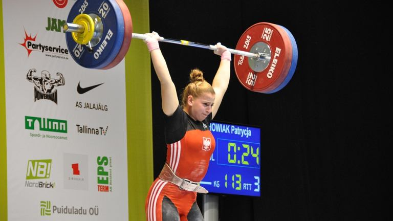 Patrycja Piechowiak (kat. 69 kg, 21 lat) - młoda i utalentowana, wielki polski talent. Może się pochwalić świeżo przywiezionym z Tallina brązowym medalem ME do lat 23. Srebro przegrała o włos (o gryf?).