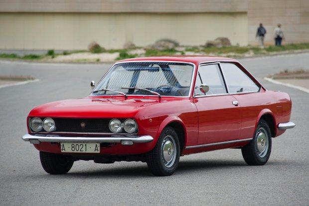 Seat 124 Sport 1600 (fot. Seat)
