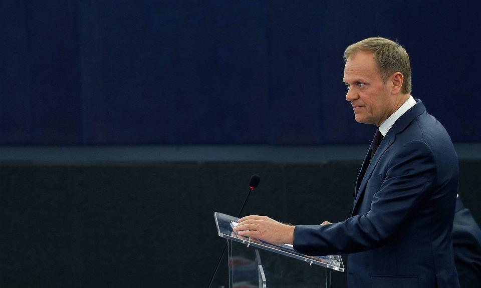 DONALD TUSK: Unia Europejska i państwa  członkowskie muszą odzyskać zdolność decydowania o tym, kto, gdzie i kiedy przekracza nasze granice