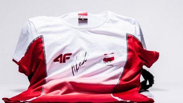 Koszulka Agnieszki Radwańskiej z Igrzysk Olimpijskich w Londynie
