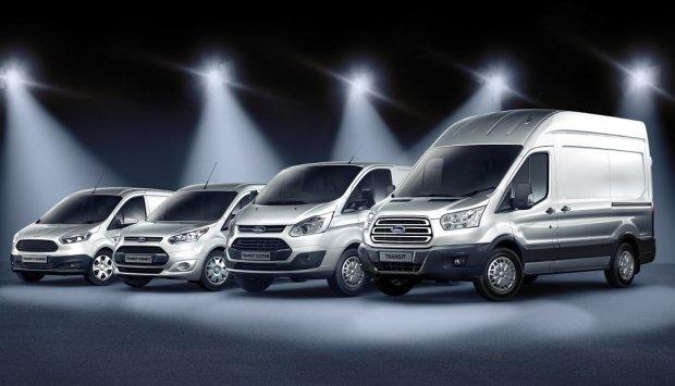 Ford Transit rodzina