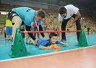 Narodowy Dzie� Sportu. Dzieci trenowa�y z AZS-em [ZDJ�CIA]