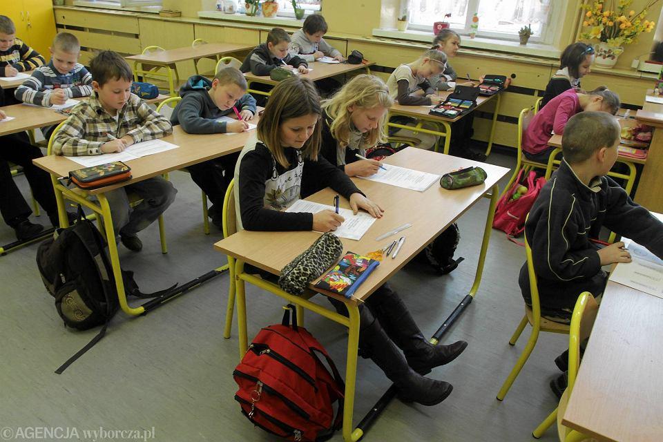 0fddb8ecd1617 Dlaczego dzieci nie radzą sobie w IV klasie  Nauczyciele zapominają ...