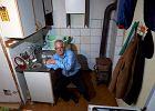 Komornik zostawia 400 zł na życie górnikowi z Bytomia