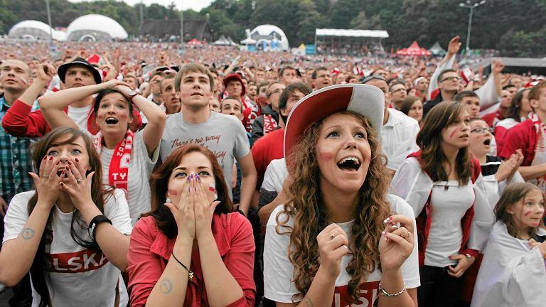 Kibice na Euro 2012