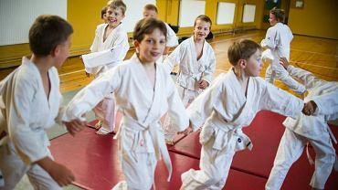 Zajęcia judo dla dzieci
