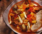 W�gierska zupa gulaszowa