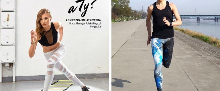 Jak wygląda dzień biegacza? Tak spędza czas, godzina po godzinie, Agnieszka Kwiatkowska ambasadorka myfitness.pl