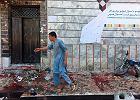 Wysadził się przed punktem rejestracji wyborców w Kabulu. Ulica zalana krwią, ponad 30 ofiar