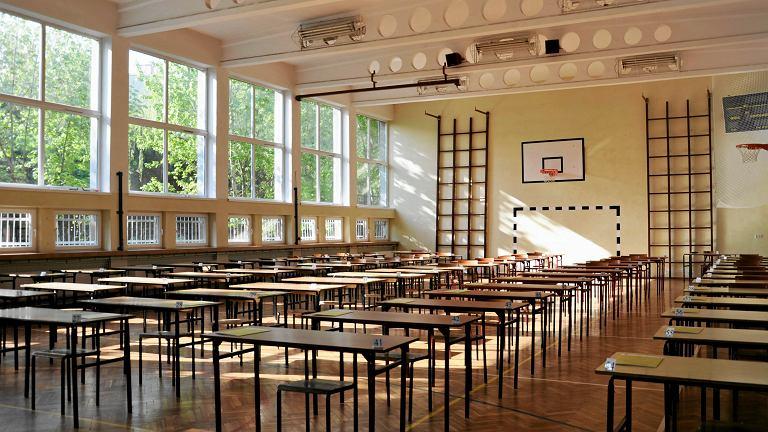 Matura 2018. Już niedługo na maturzystów będą czekały specjalnie przygotowane sale egzaminacyjne.