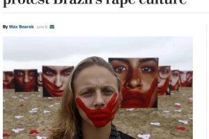 Copacabana usłana majtkami
