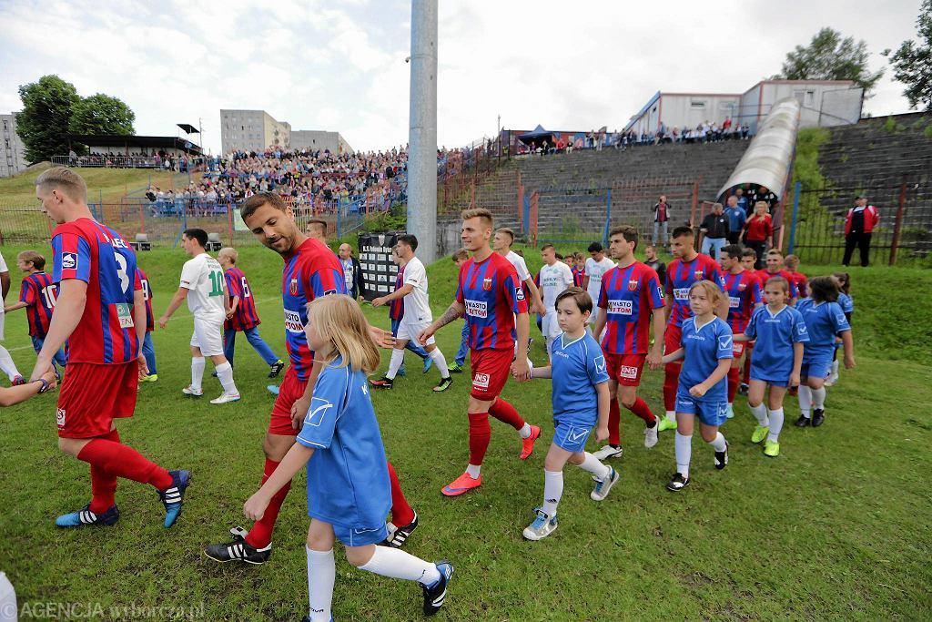 Polonia Bytom przegrała na własnym boisku trzeci kolejny mecz