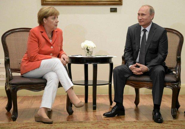 Tajne negocjacje Merkel i Putina? Suwerenno�� Ukrainy w zamian za uznanie aneksji Krymu