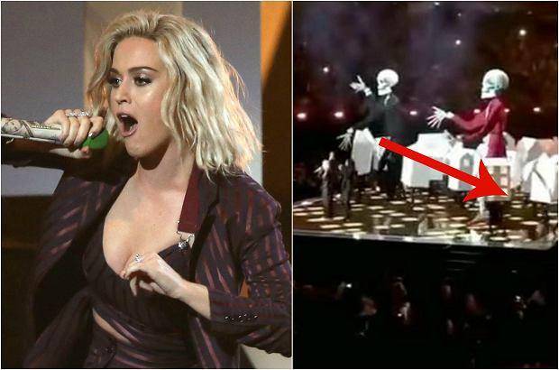 Występ Katy Perry był NAPRAWDĘ wyjątkowy.