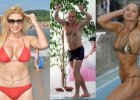 Liszowska w bikini, popisy W�growskiej i Kukulska z... odkurzaczem. Tak arty�ci bawili si� w Mi�dzyzdrojach
