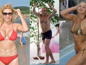 Iwona W�growska, Borys Szyc, Joanna Liszowska