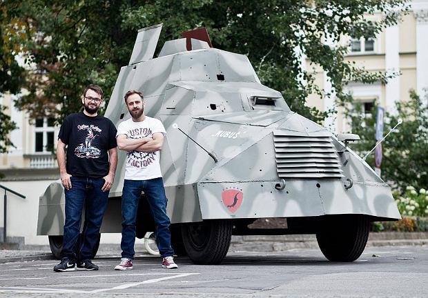 Retroreanimacja - pojazdy bojowe