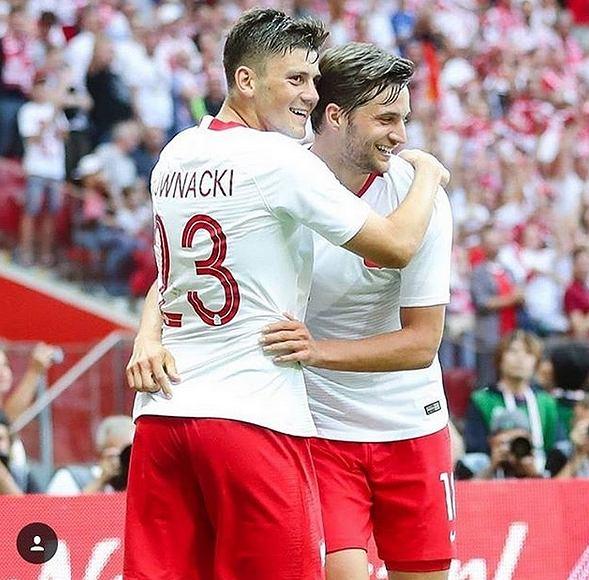 Dawid Kownacki nową gwiazdą w piłce nożnej