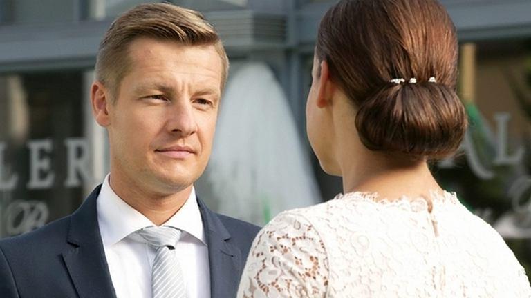 Anna Mucha W M Jak Miłość Bierze ślub Suknia ślubna świetna I