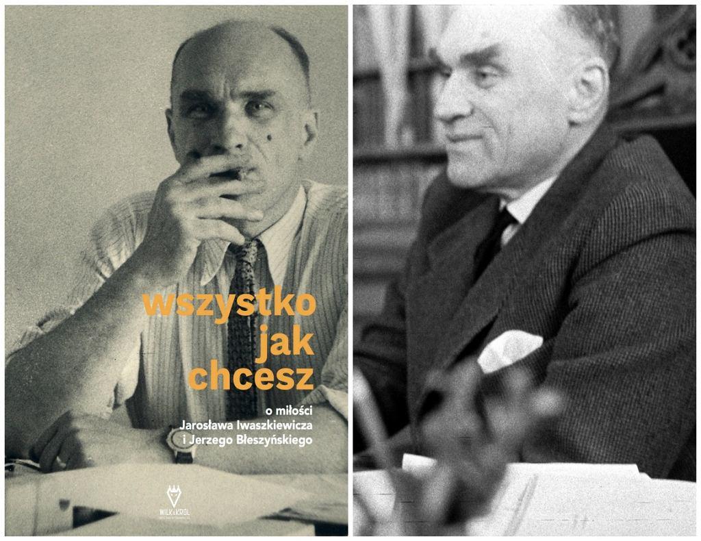 Okładka zbioru listów Jarosława Iwaszkiewicza 'Wszystko, co chcesz'/Jarosław Iwaszkiewicz (fot. mat. wydawnictwa/Tadeusz Rolke/AG)