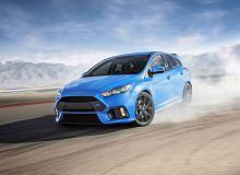 Ford Focus RS   Szał nie tylko w Europie
