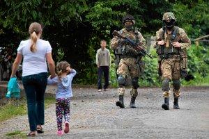 """Ukraina: Przemytnicy z Zakarpacia powo�ywani do wojska. """"Nie b�dzie 'bohaterstwa' poprzez walk� z miejscow� ludno�ci�"""""""
