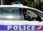 Francja: Samochód wjechał w grupę studentów. Kierowca słyszał głosy