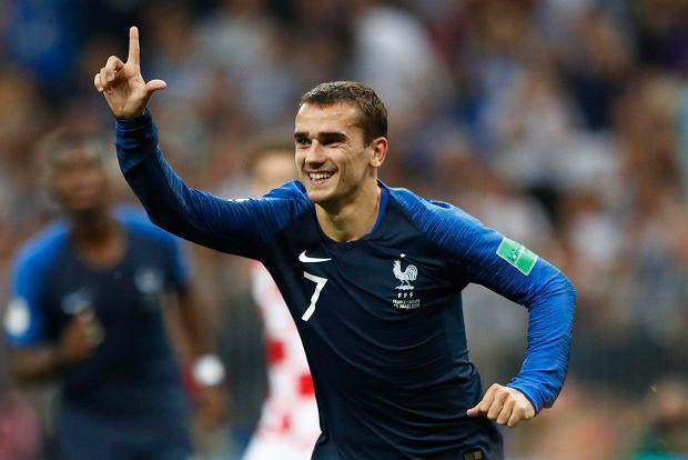 f92ca09c4 Dla Francji drugi Puchar Świata, dla Chorwacji uznanie MŚ - Mundial