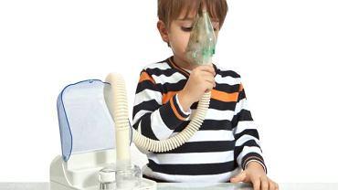 Dzięki nebulizatorowi szybsza jest nie tylko aplikacja leku, ale i jego działanie