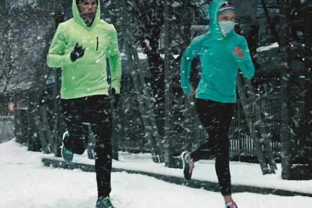 bieganie, pogoda