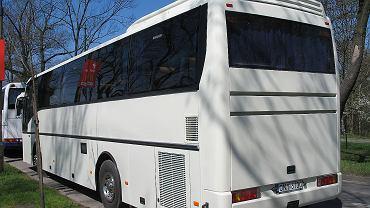 Autokar - fotografia poglądowa